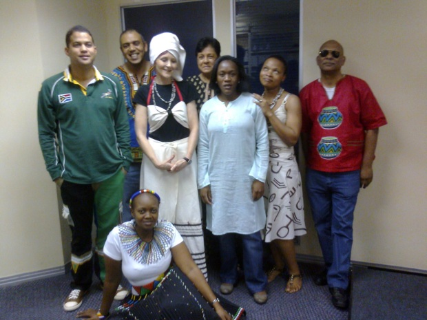 Heritage Day at Work