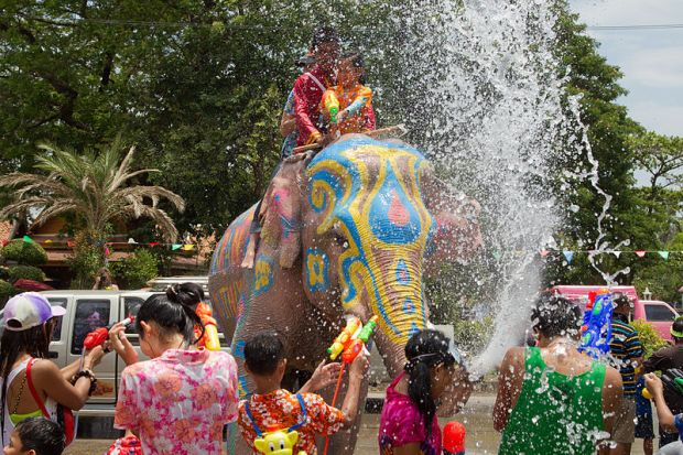 Songkran, Thailand, Thai New Year